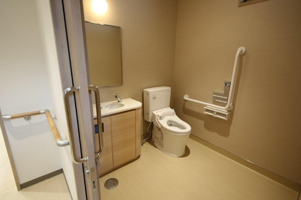 施設写真:トイレ