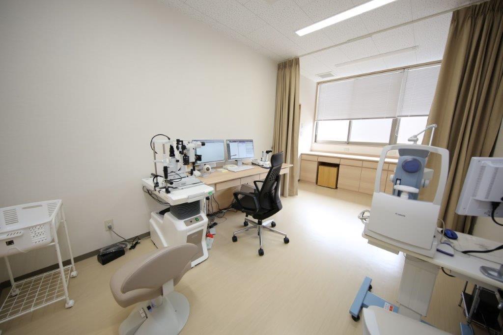 施設写真:診察室